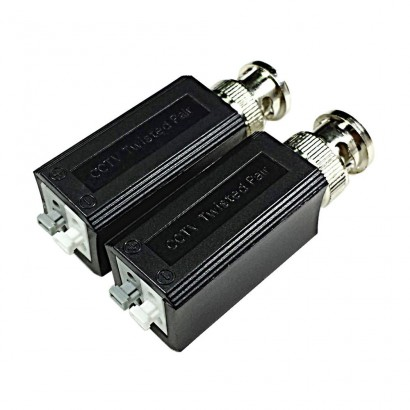 FolksafeFolksafe Video balun Pasiv HD - AHD, HDCVI, HDTVI FS-HDP4100T
