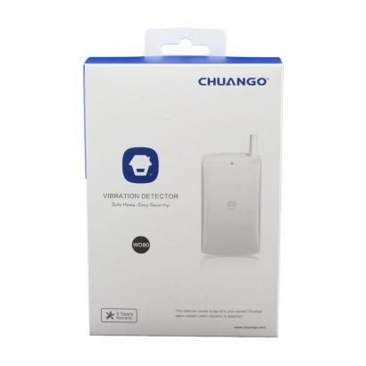 ChuangoChuango senzor de vibratie wireless WD-80