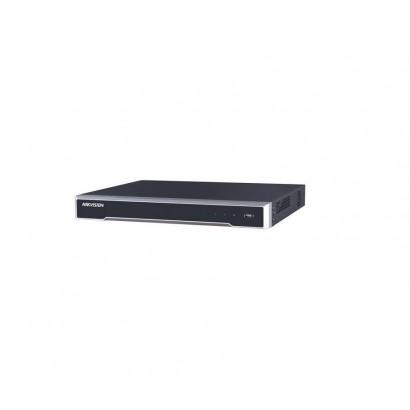 HIKVISIONHK NVR 8 CANALE IP, ULTRA HD 4K, 8xPOE