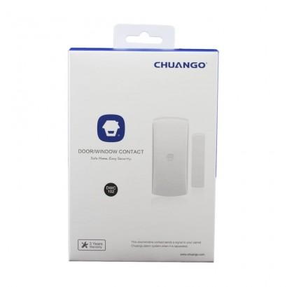 Sisteme de alarma Chuango contact magnetic wireless de usa sau geam deschis DWC-102 Chuango