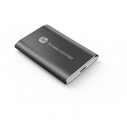 HPHP EXT SSD 250GB 2.5 USB 3.1 P500 BK