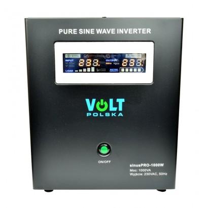VOLTUPS centrale termice VOLT sinus PRO-1000W 1000VA 700W