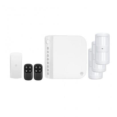ChuangoChuango A8 sistem de alarma wireless cu apelator PSTN cu 4 zone