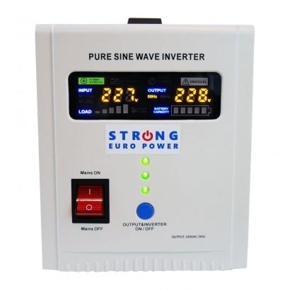 UPS centrale termice Strong Euro Power PRO-800E 800VA 500W