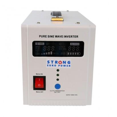 UPS centrale termice Strong Euro Power PRO-1000E 1000VA 700W 12V