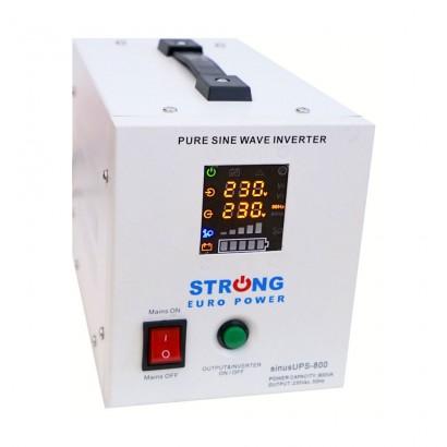 UPS centrale termice Strong Euro Power 800VA 500W 12V