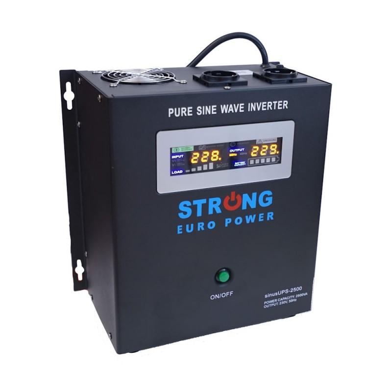 Strong Euro PowerUPS centrale termice Strong Euro Power W 2500VA 1800W