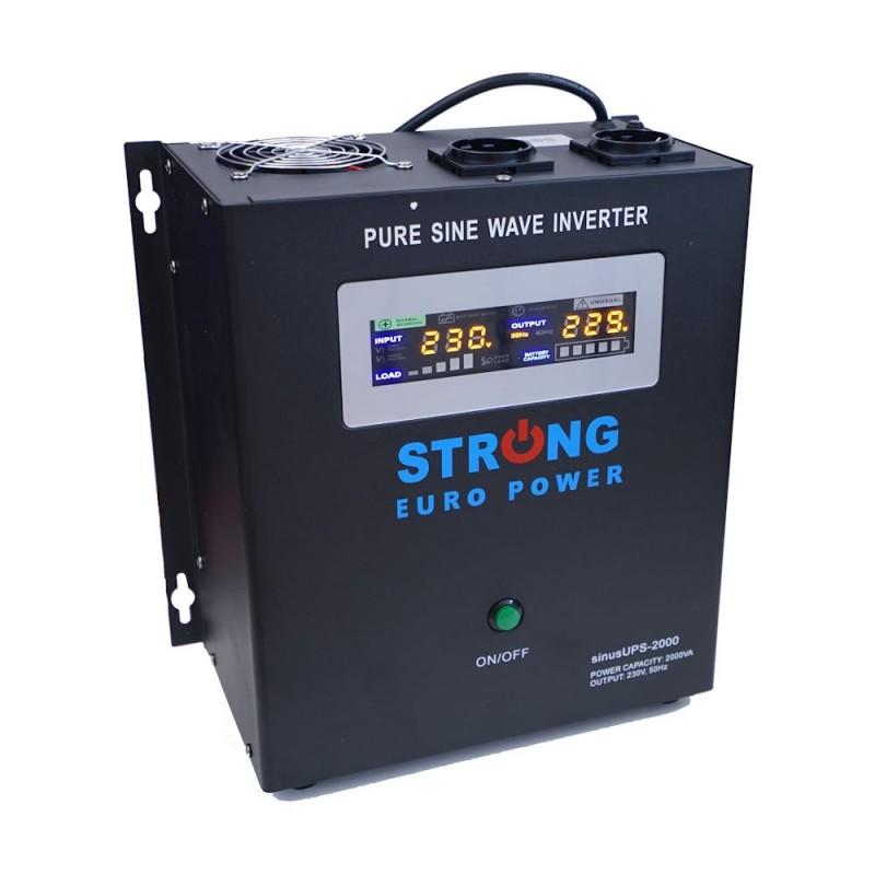 Strong Euro PowerUPS centrale termice Strong Euro Power W 2000VA 1400W