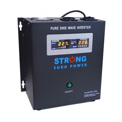 Strong Euro PowerUPS centrale termice Strong Euro Power W 1500VA 1050W