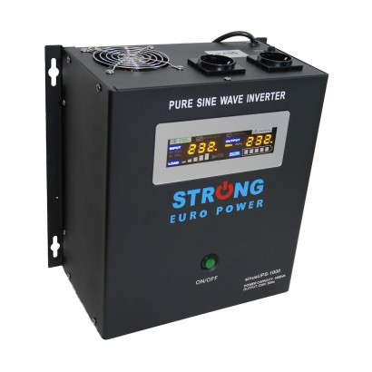 UPS centrale termice Strong Euro Power W 1000VA 700W