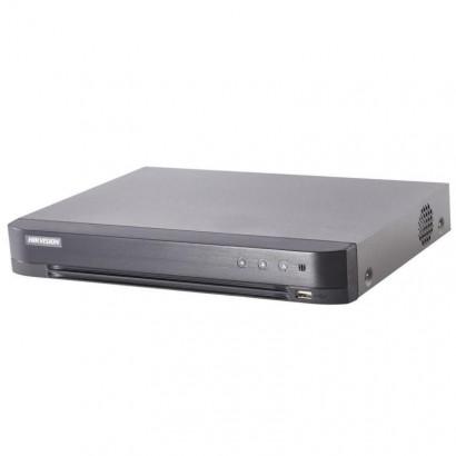 HIKVISIONHK DVR TurboHD 4CH, H265, 3MP