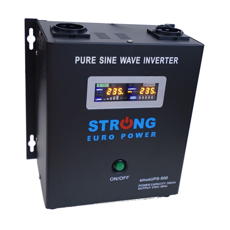UPS centrale termice Strong Euro Power W 500VA 300W