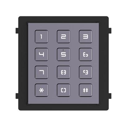 Modul extensie tastatura interfon modular Hikvision DS-KD-KP