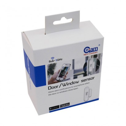 Neo Coolcam NAS-DS01T Contact magnetic wireless de usa/geam