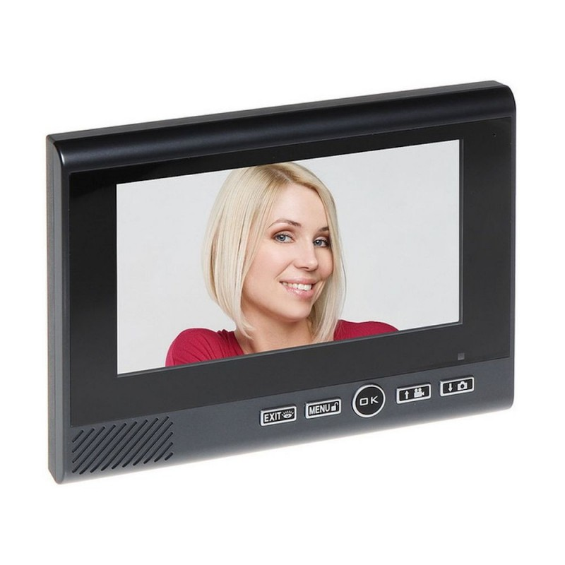 Post interior videointerfon wireless Kivos KDB700