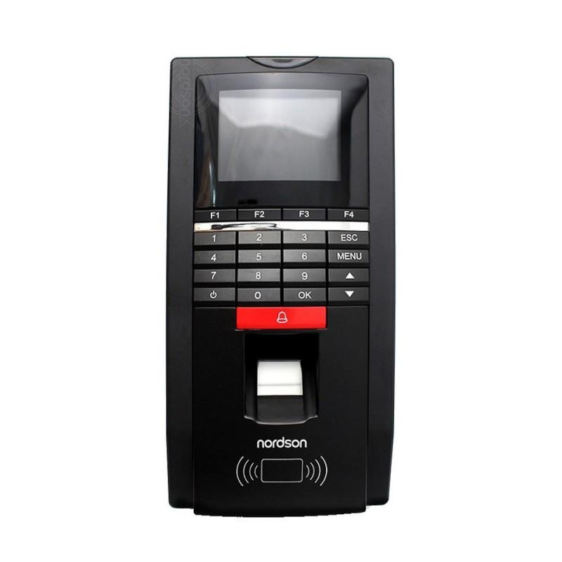 Sistem pontaj cu cititor amprenta si card,cu LCD, FR-F16