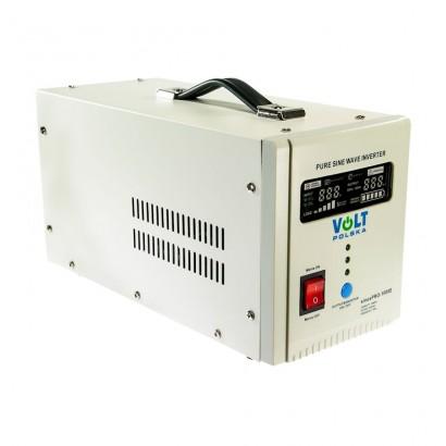 UPS centrale termice VOLT sinus PRO-1000E 1000VA 700W 12V