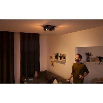 PHILIPSSPOT LED PHILIPS HUE BUCKRAM 4X5.5W