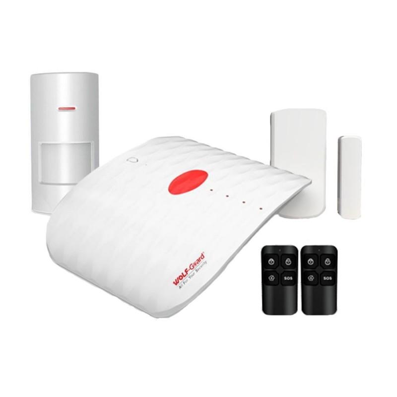 Wolf-GuardWolf-Guard YL-007MS1 Sistem de alarma wireless GSM de urgenta